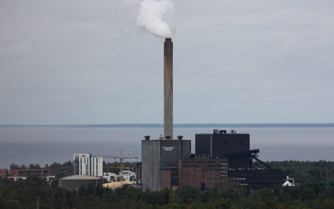 Kannanotto: Suojellaanko saastuttajaa vai hengitysilmaa ja uutta teknologiaa?