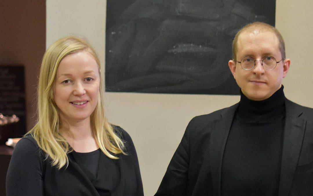 Viiteen häirintäyhdyshenkilöinä toimivat vuonna 2018 Aino Tuominen ja Jesse Weckroth
